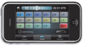 Live-Playbacks mit Cubase - iPhone