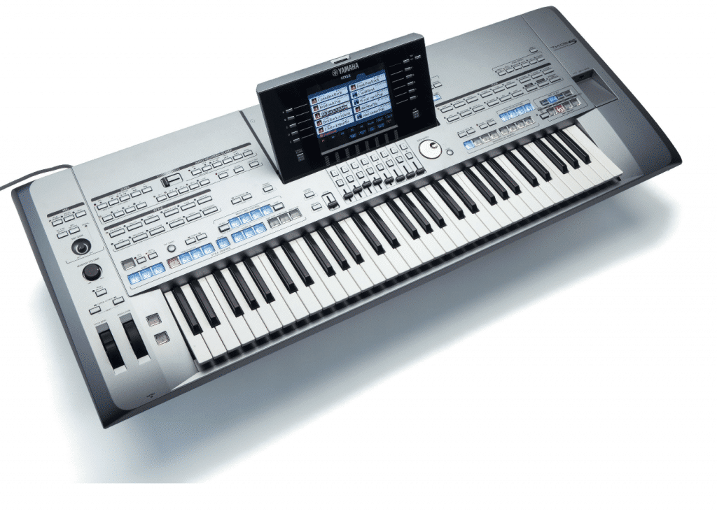 Yamaha tyros 5 im test arranger workstation keyboards for Yamaha tyros 5
