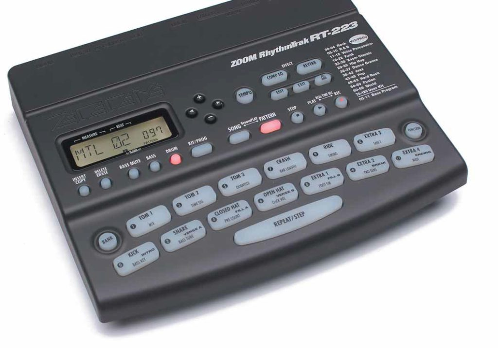 Zoom RhythmTrak RT-223