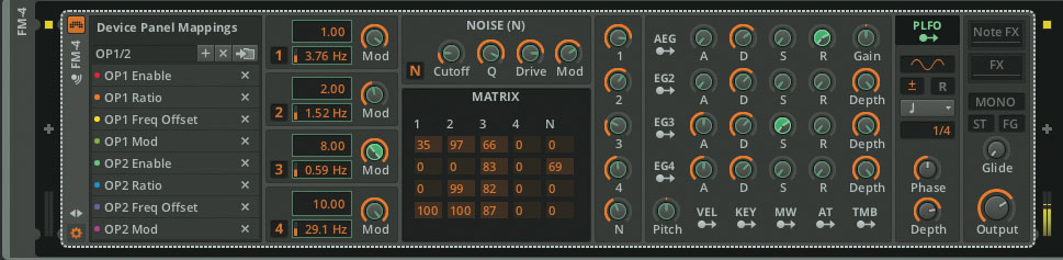 live spielen mit native instruments plugins