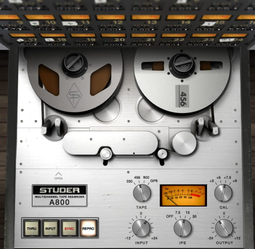 Screenshot - UAD Studer A800