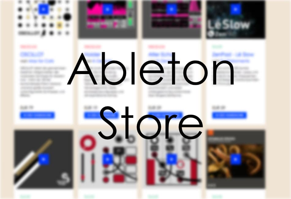 Ableton-Store