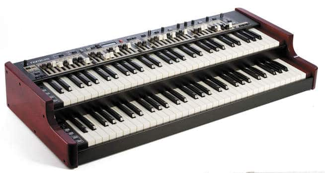 Clavia Nord C2D Combo-Orgel_09