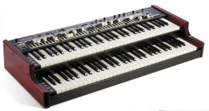 Clavia Nord C2D Orgel