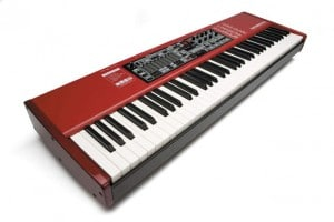 Clavia Nord Electro 4HP in Rot