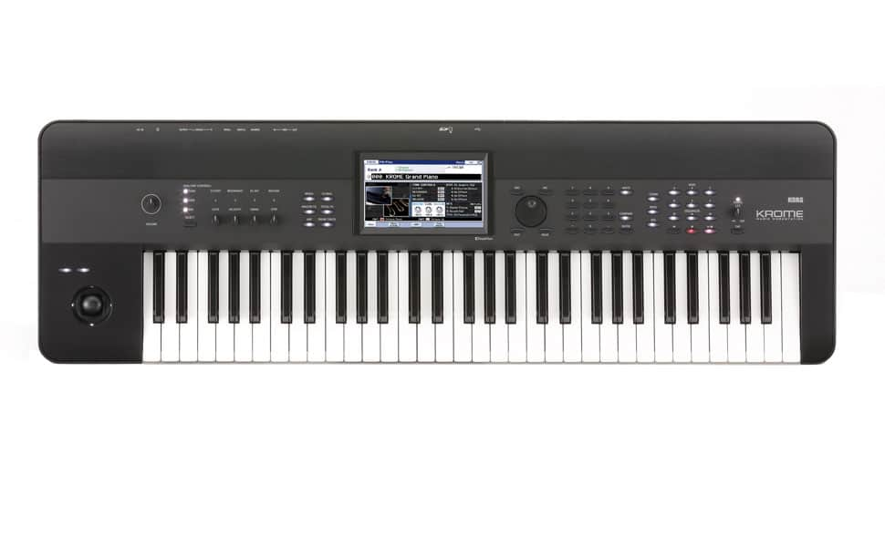 Korg Krome Music Workstation_01