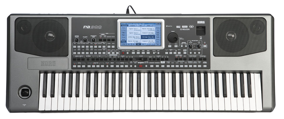 korg pa900 portable keyboard im test keyboards. Black Bedroom Furniture Sets. Home Design Ideas