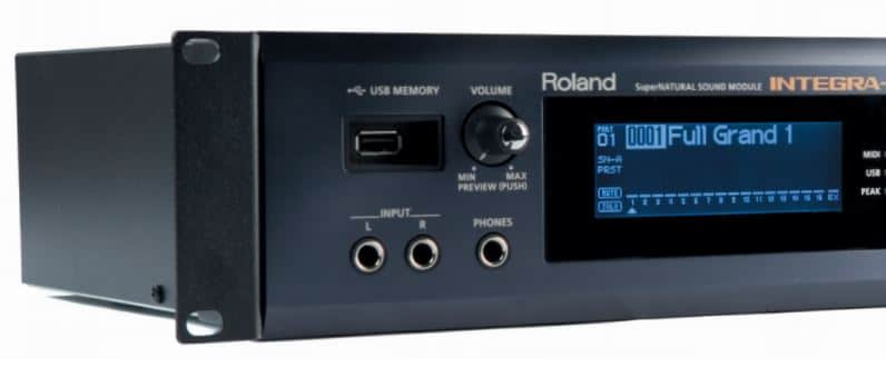 Roland Integra-7 – Soundmodul im Test | KEYBOARDS