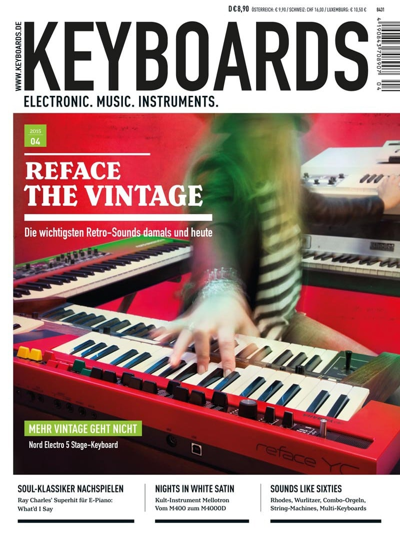 Produkt: Keyboards Digital 04/2015