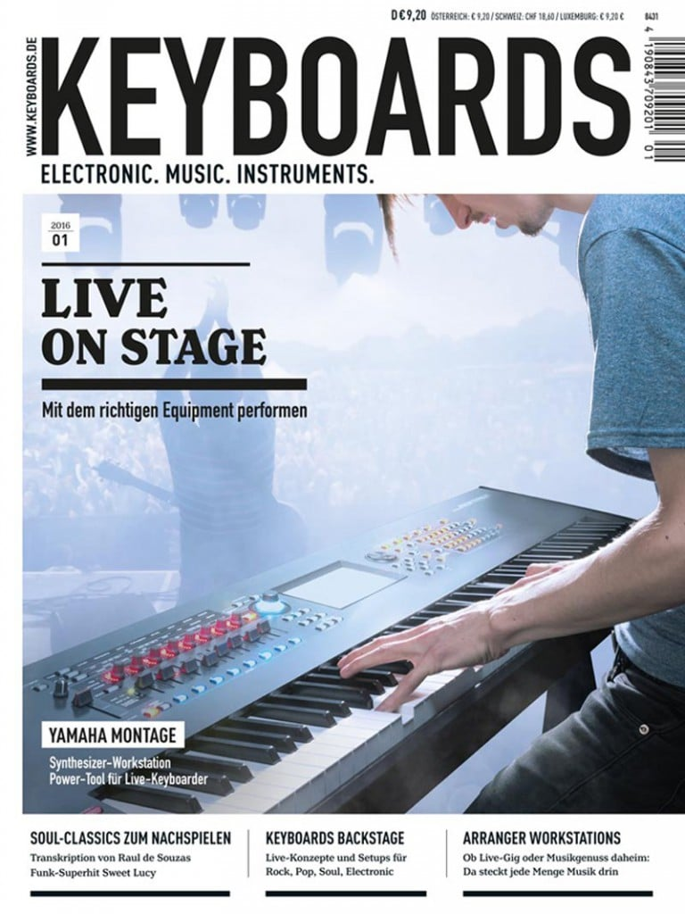 Keyboards 01,16 Cover