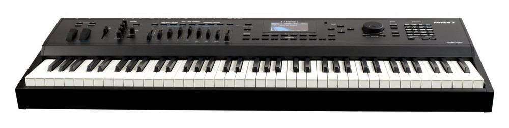 Kurzweil Forte 7 Front_press