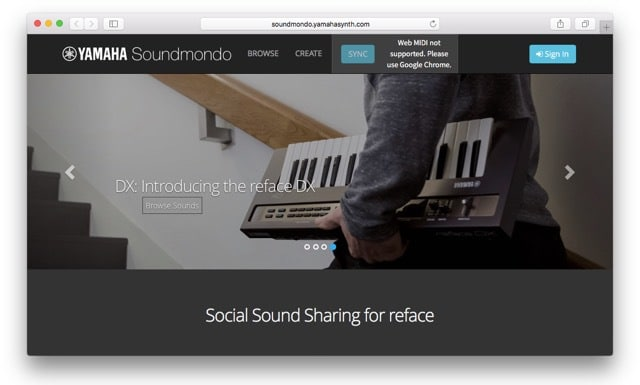 Yamaha PM Soundmondo Launch DE