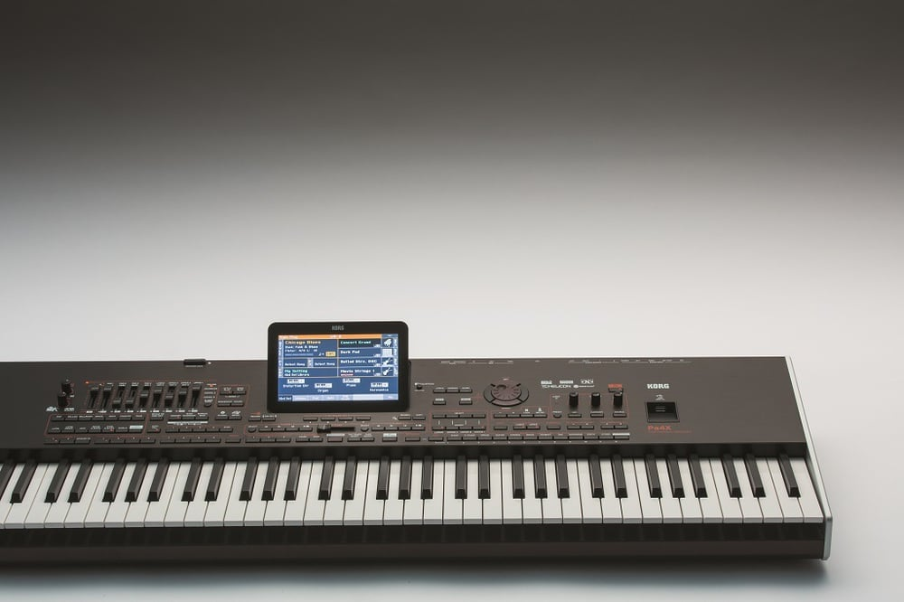 Korg Pa4x International – Arranger Keyboard | KEYBOARDS