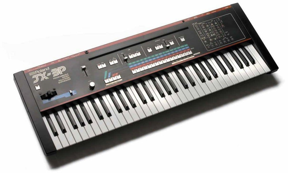Roland JX-3P Synthesizer Stork