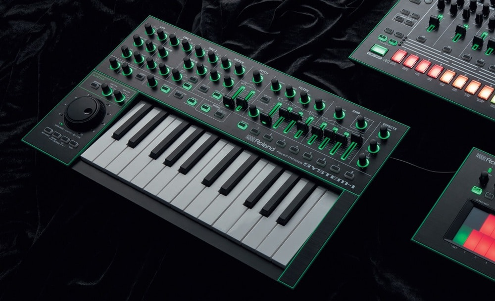 Roland Aira System 1 Keyboards