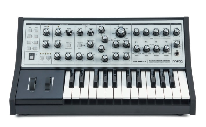 Analog-Synthesizer