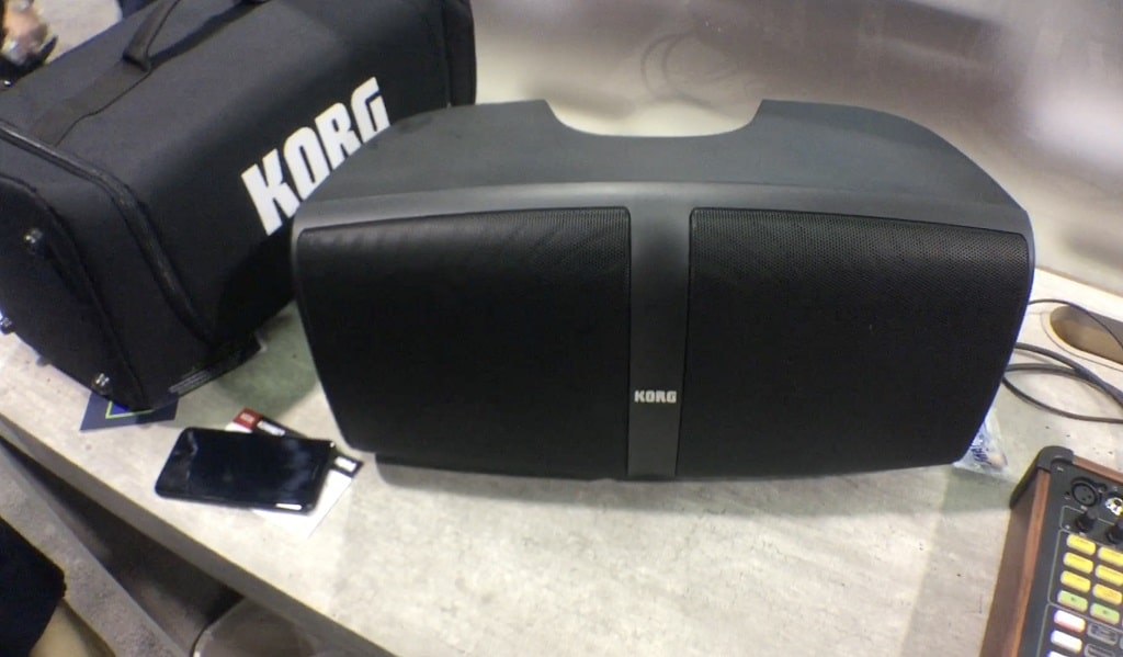 Korg Konnect Mobiles Stereo Pa System Im Test Keyboards