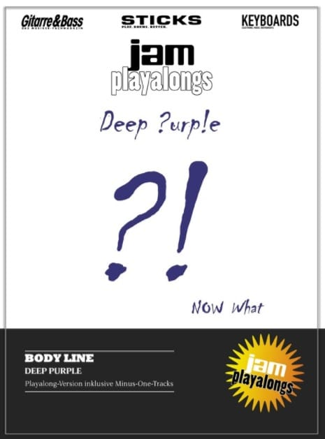 Deep Purple - Body Line