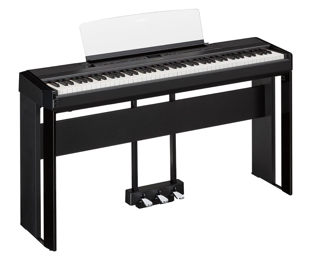 neues e piano von yamaha p 515 keyboards. Black Bedroom Furniture Sets. Home Design Ideas