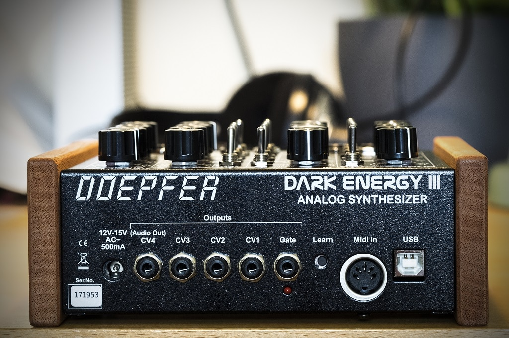 Dark Energy III Doepfer monofon analog