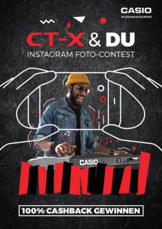 Casio CT-X&du
