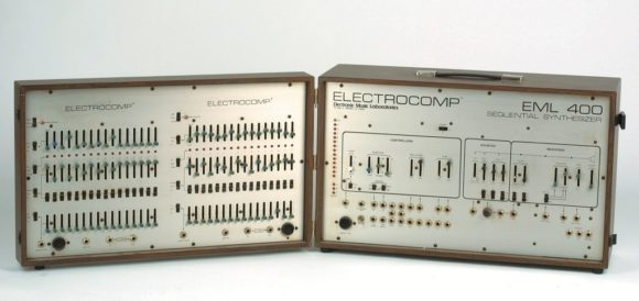 Electro Music Laboratory Synthesizer und Sequenzer
