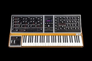 Moog_One_A black