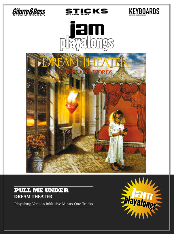 Produkt: Pull Me Under – Dream Theater