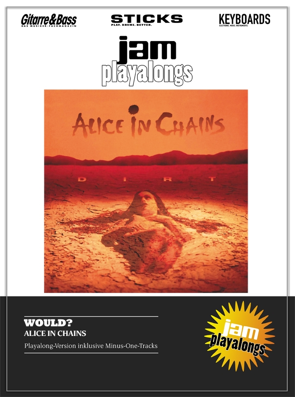 Produkt: Alice in Chains – Would?