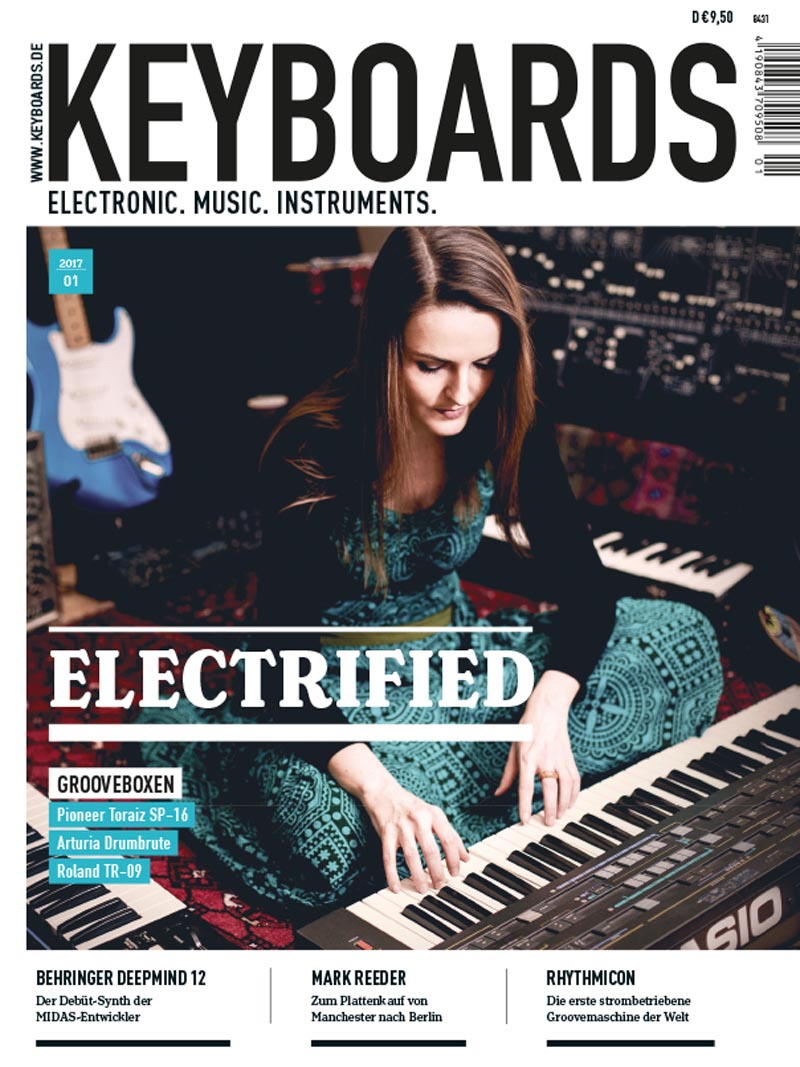 Produkt: Keyboards Digital 01/2017