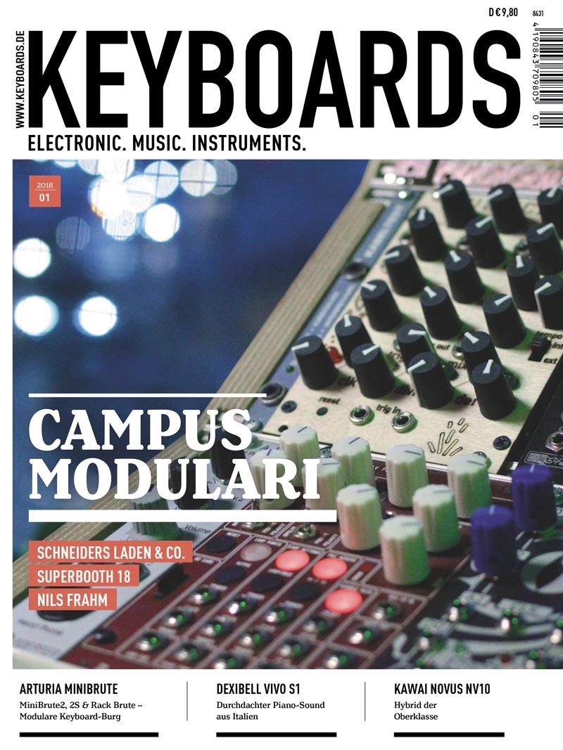 Produkt: Keyboards Digital 01/2018