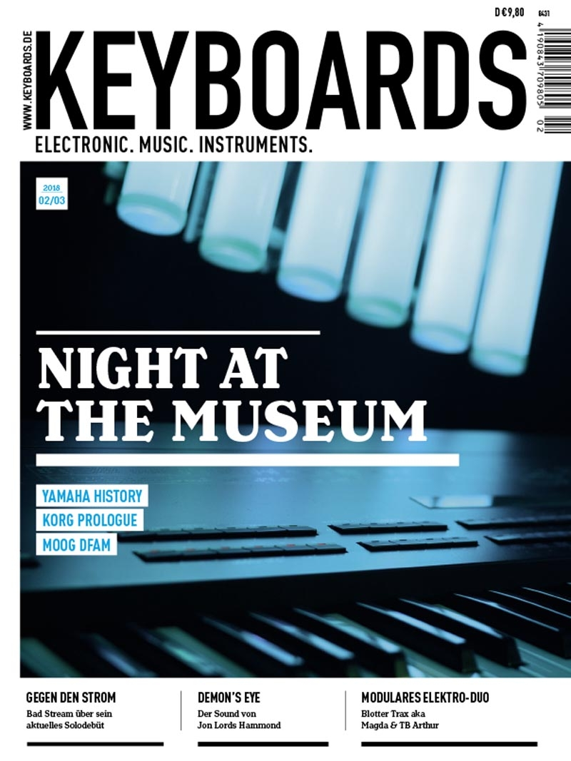 Produkt: Keyboards Digital 02-03/2018