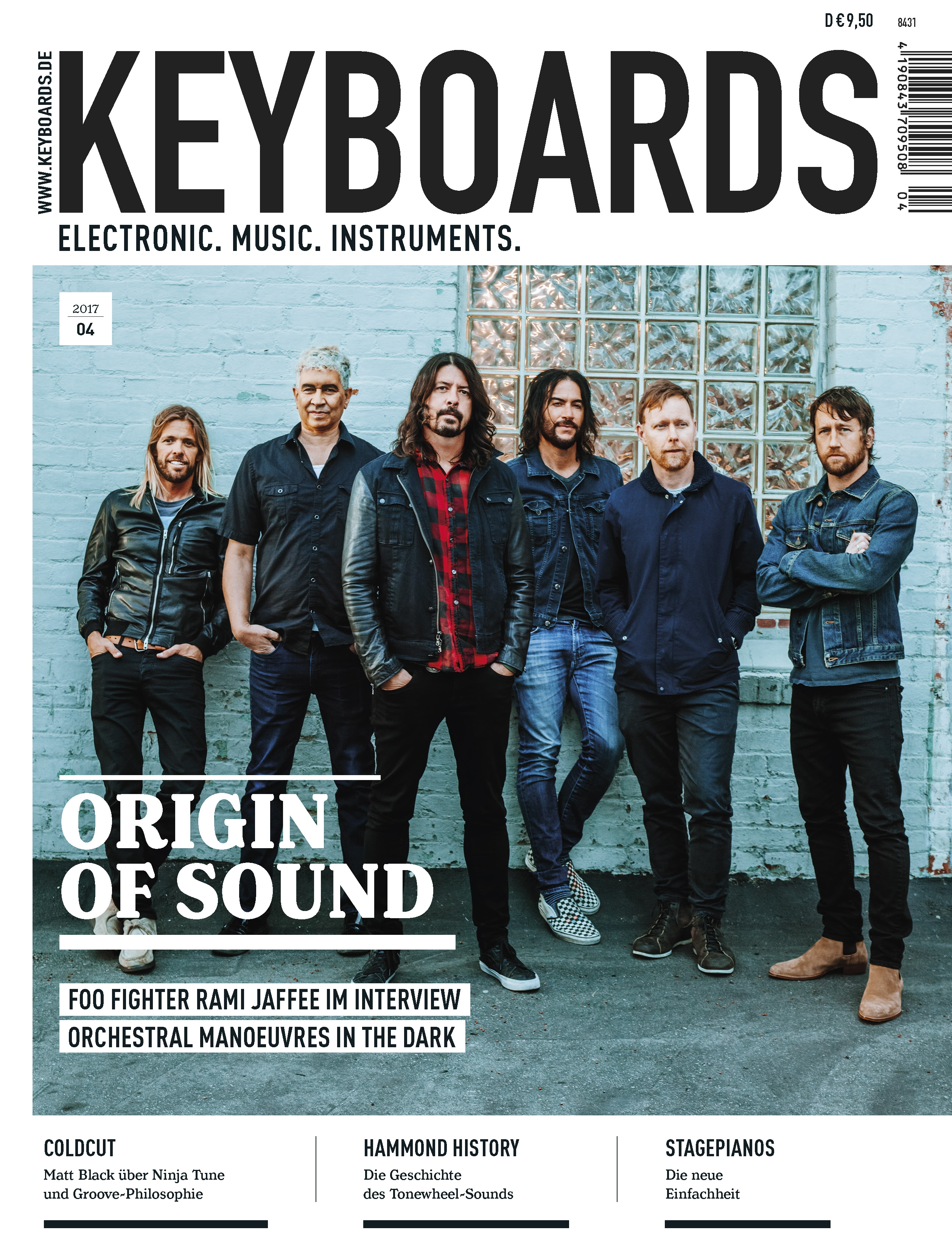 Produkt: Keyboards Digital 04/2017