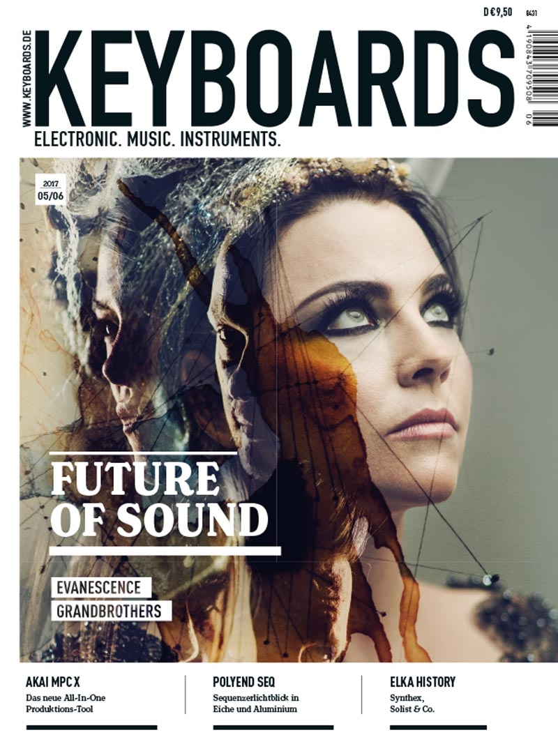 Produkt: Keyboards Digital 05-06/2017