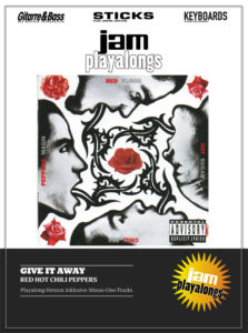 Produkt: Give It Away – Red Hot Chili Peppers