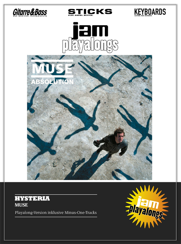 Produkt: Hysteria – Muse